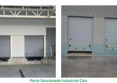 16 - portas seccionadas